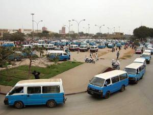taxis angola